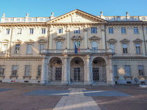 Conservatorio Verdi Turin Italy Royalty Free Stock Photos