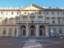 Conservatorio Verdi Turin Italy Stock Image