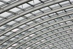 conservatory крыша Стоковое Изображение