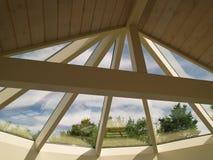 conservatory солнце solarium комнаты солнечное Стоковая Фотография RF