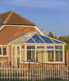 Conservatory stock image