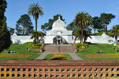 Conservatory of Flowers Royalty Free Stock Photos