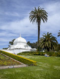 Conservatory of Flowers stock image