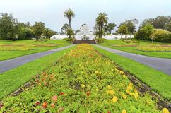 Conservatory of flowers, San Francisco Stock Images