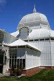 Conservatory of Flowers, San Francisco Stock Photo