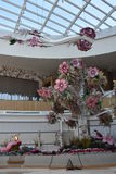 Conservatory at the MGM Casino Resort at National Harbor Royalty Free Stock Image