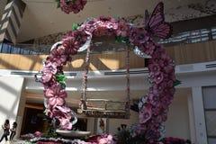 Conservatory at the MGM Casino Resort at National Harbor Royalty Free Stock Photos