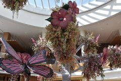 Conservatory at the MGM Casino Resort at National Harbor Stock Images