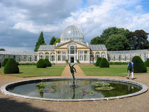 Conservatory at Syon Park Mansion Royalty Free Stock Image