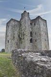 Conservazione del castello del testo fisso Fotografie Stock