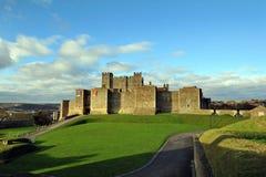 Conservazione del castello di Dover Fotografie Stock