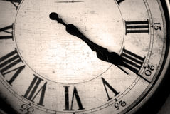 Conservazione del tempo Immagini Stock Libere da Diritti