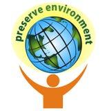conserve d'environnement Image stock