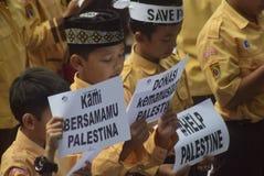 Conservi il aqsa di Al e della Palestina Immagine Stock