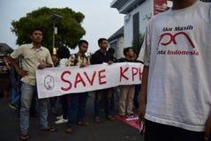 Conservi il kpk per l'Indonesia Immagini Stock