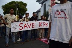 Conservi il kpk per l'Indonesia Fotografia Stock