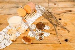 Conseve сладкого картофеля Стоковые Фотографии RF