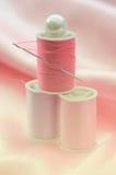 Consideravelmente cor-de-rosa Imagem de Stock