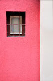 Consideravelmente na cor-de-rosa Fotografia de Stock Royalty Free
