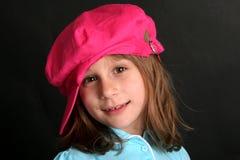 Consideravelmente na cor-de-rosa Foto de Stock