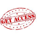 Consiga el acceso stock de ilustración