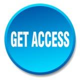 consiga el botón del acceso libre illustration
