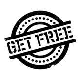 Consiga el sello de goma libre Imagen de archivo libre de regalías