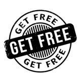 Consiga el sello de goma libre Imagenes de archivo