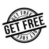Consiga el sello de goma libre Imágenes de archivo libres de regalías