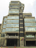 Consiglio elettorale nazionale, Consejo Nacional elettorale, Caracas, Venezuela fotografia stock