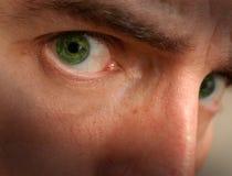 Consiguió mi ojo en usted Imagen de archivo