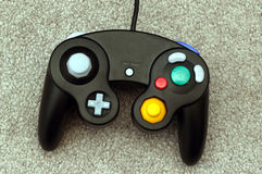 Consola del juego video Imagenes de archivo