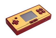 Consola portable del juego video fotografía de archivo libre de regalías