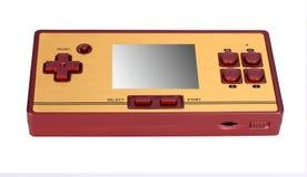 Consola portable del juego video imágenes de archivo libres de regalías