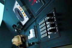 Consola vieja del ATC Imagenes de archivo