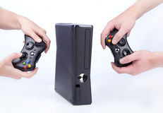 Console accessories Stock Photography