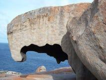 Console Austrália do canguru da criação da rocha imagens de stock