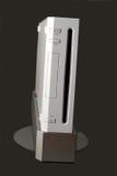 Console branco do jogo Fotografia de Stock Royalty Free