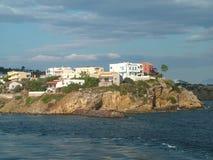 Console de Aegina Imagens de Stock