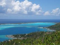 Console de Bora Bora Foto de Stock Royalty Free