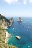 Console de Capri Fotos de Stock Royalty Free