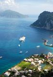 Console de Capri Fotos de Stock