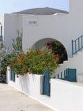 Console de Folegandros, Greece Foto de Stock