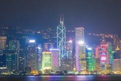 Console de Hong Kong Fotografia de Stock Royalty Free