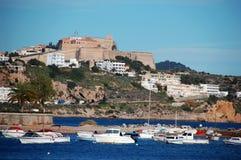 Console de Ibiza Fotografia de Stock Royalty Free