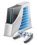 Console de jeu Image libre de droits