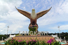 Console de Langkawi, Malaysia Imagem de Stock