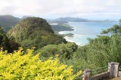 Console de Mahe, Seychelles fotografia de stock royalty free