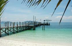Console de Pulau Rawa fotos de stock