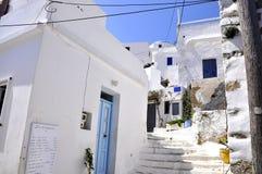Console de Serifos, Greece Foto de Stock